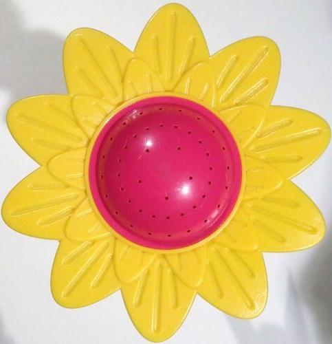 decorative daisy sprinkler