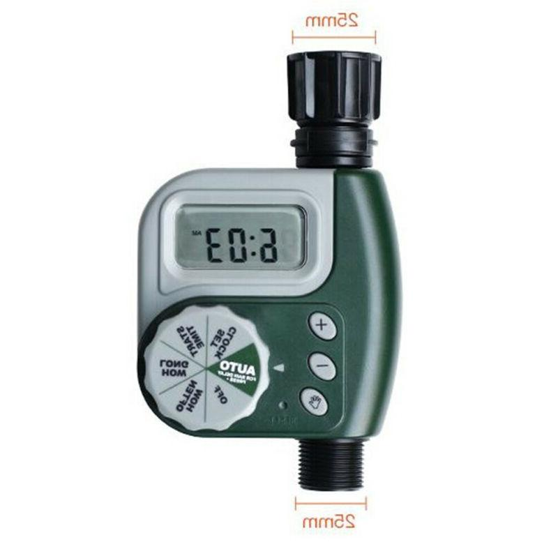 Digital Automatic Hose Faucet Timer Outdoor Watering