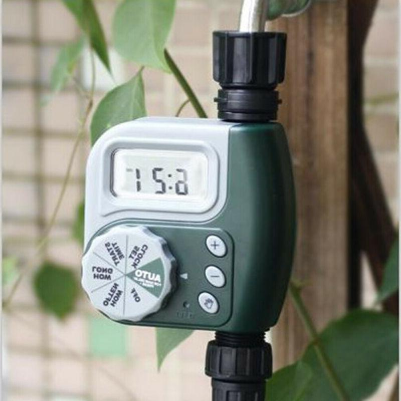 Digital Faucet Timer Outdoor Garden Watering Auto