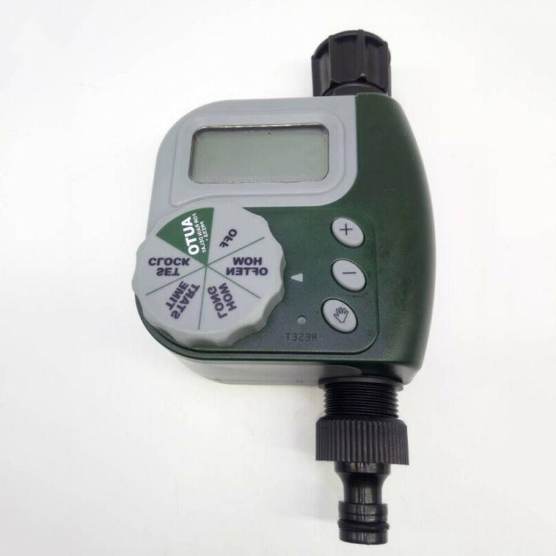 Digital Hose Timer Outdoor Watering Auto Sprinkler