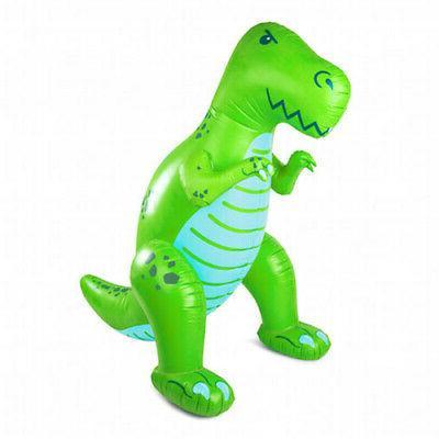 dinosaur giant sprinkler free global shipping