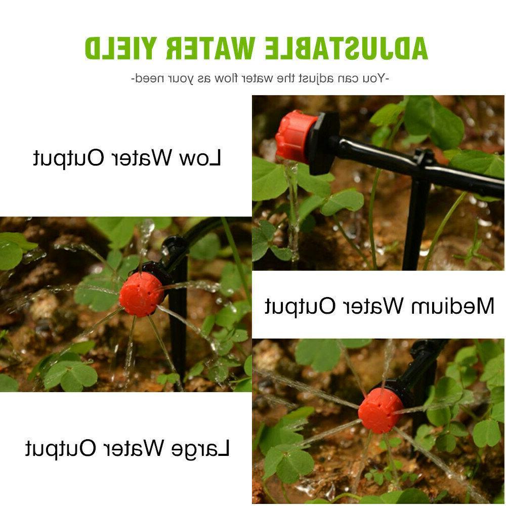 DIY Irrigation Plants Watering Kit