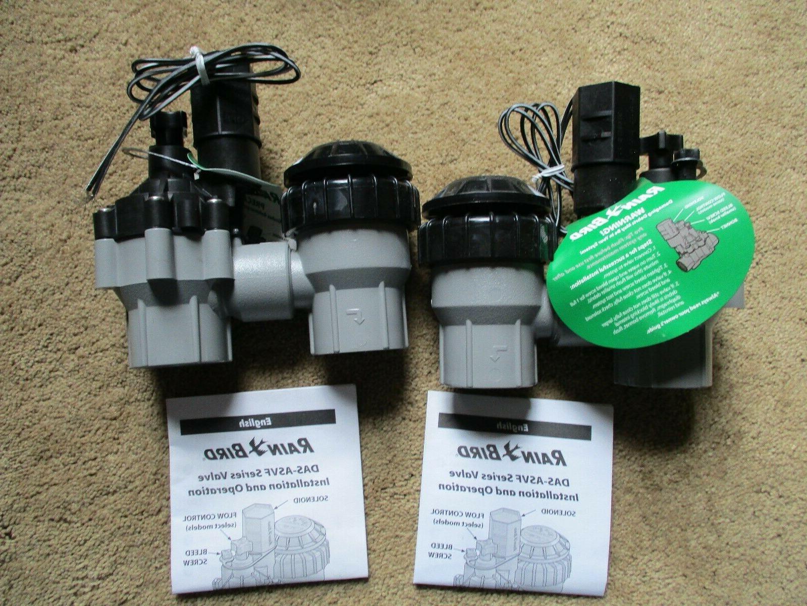 dlx elect antisiphon valve