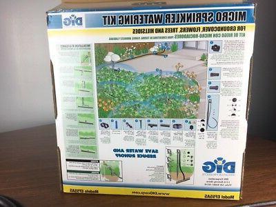 DIG EF55AS - Micro-Sprinkler Irrigation