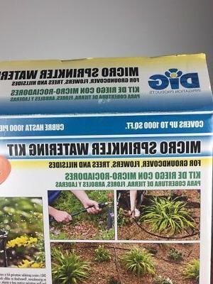 DIG Micro-Sprinkler