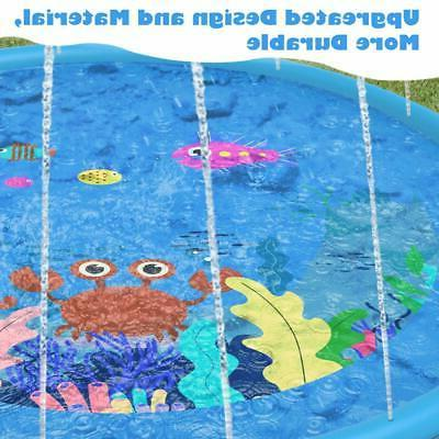 Extra Large for Kids Outdoor Water Game