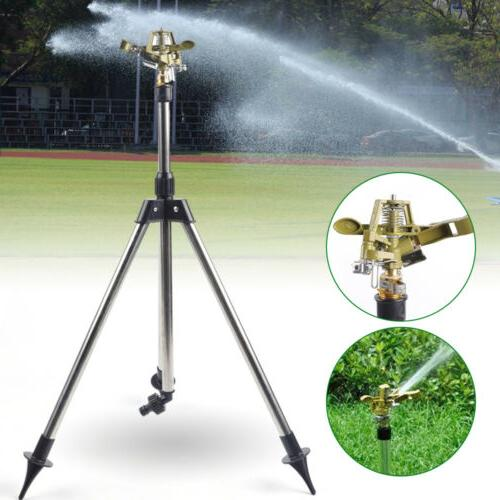 farm sprinkler bracket agriculture irrigation tripod lawn