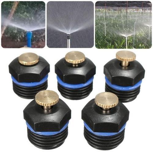 Fog Sprinkler Head Garden Lawn Nozzles Points
