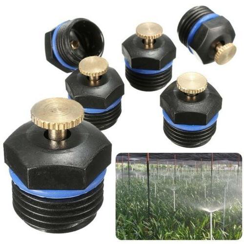 Fog Sprinkler Lawn Irrigation Misting