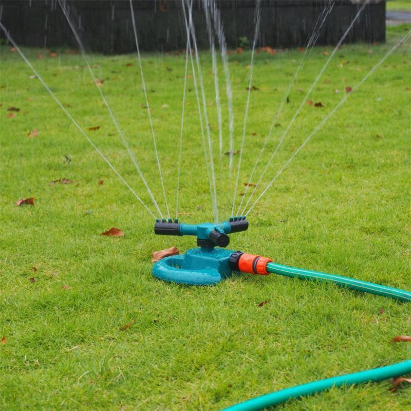 360° Circle Water Sprinkler Garden