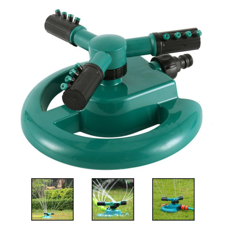 Garden Sprinkler Rotating System Spray Grass Care