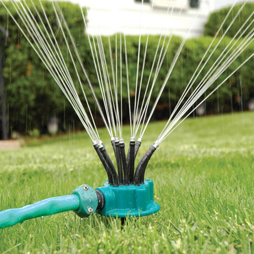 Garden Sprinkler Irrigation