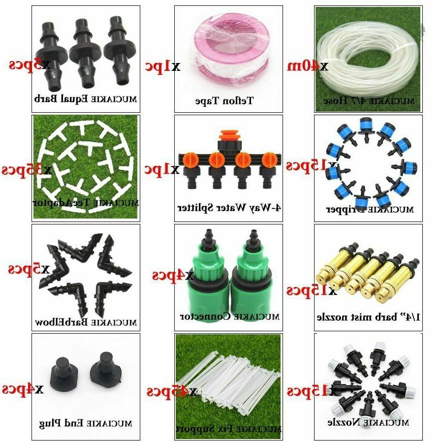 Garden Water Irrigation System PVC