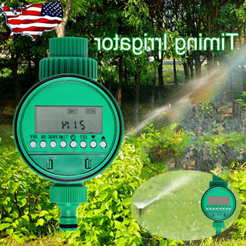 Home Garden Irrigation Timer Watering