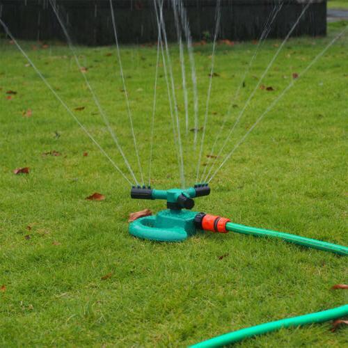 Hot Rotating Sprinkler 3 Nozzle Pipe