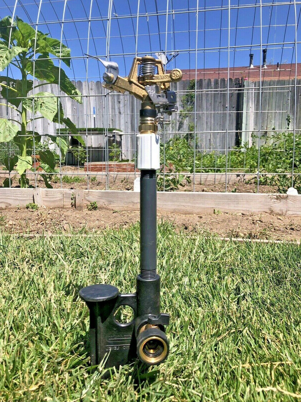 incredible impact sprinkler spike and vyrsa 50