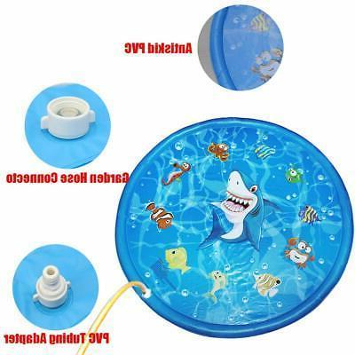 Inflatable Sprinkler Summer Fun Toys Babies Toddlers