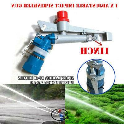 360° Rotating Garden Sprinkler Spray Irrigation