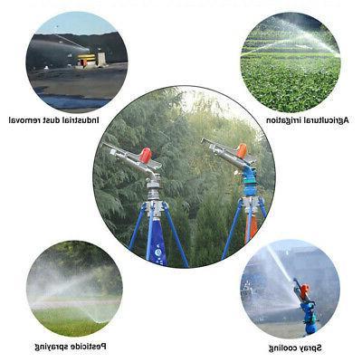 360° Lawn Sprinkler Watering Spray Irrigation