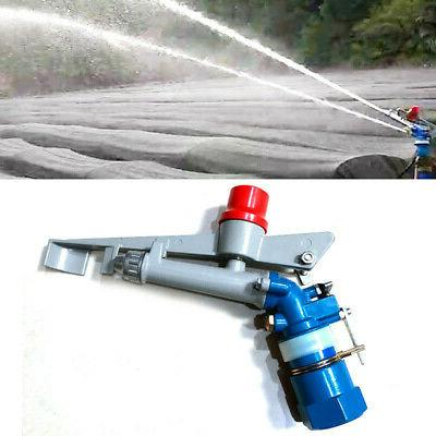 360° Rotating Garden Lawn Sprinkler System Automatic Wateri