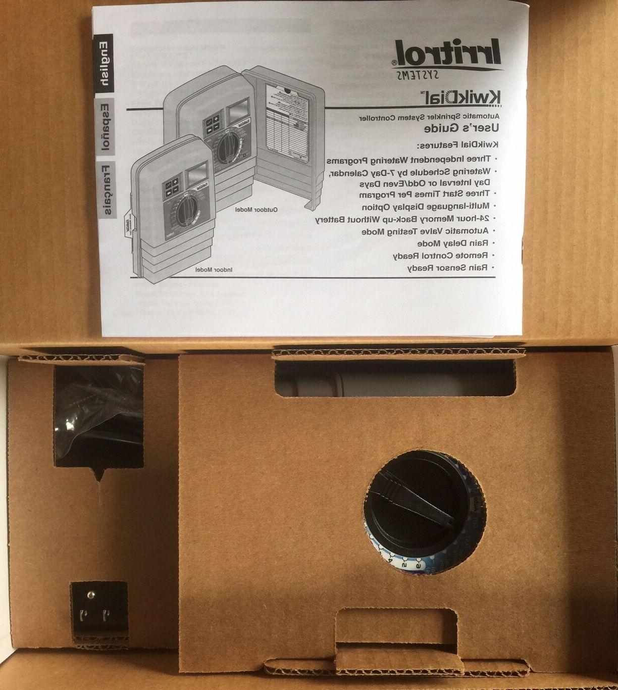 Irritrol 12 Station Sprinkler System KD12-INT
