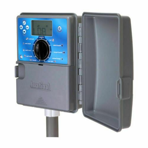 Irritrol KD600-EXT 6-Station Sprinkler NEW FREE SHIPPING