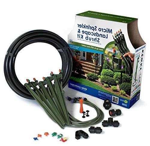 landscaper drip irrigation micro landscape