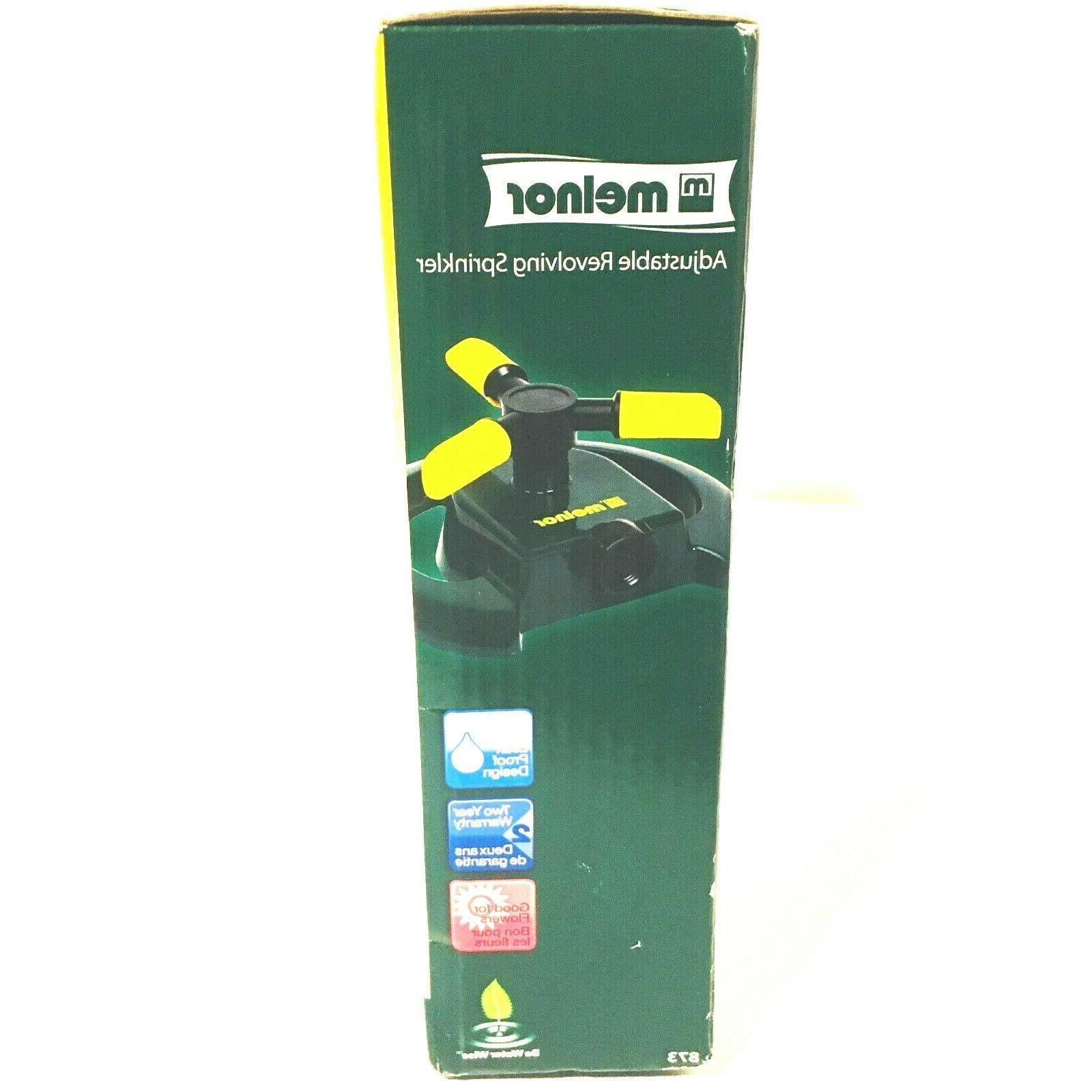Melnor Lawn Sprinklers Up To 60' Diameter 3arm