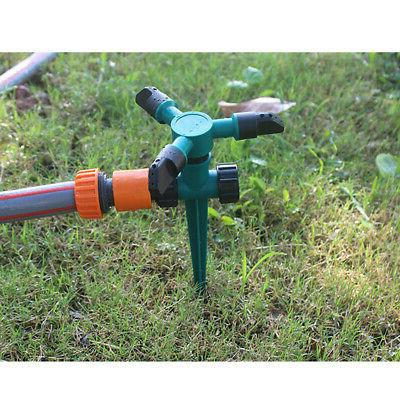 2pcs 360° Sprinkler Automatic Watering for