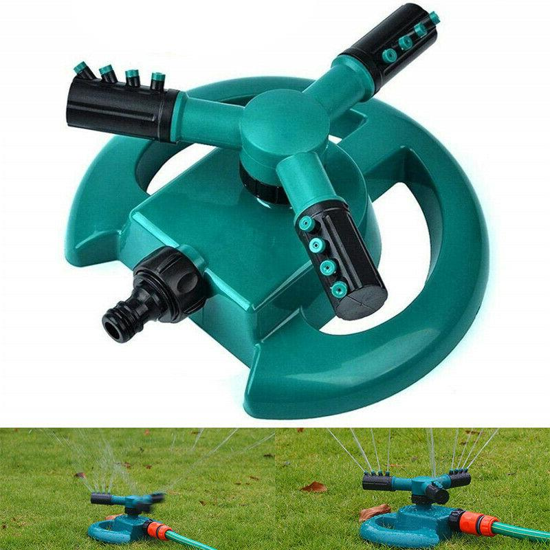 lawn garden sprinklers automatic watering nozzles 360