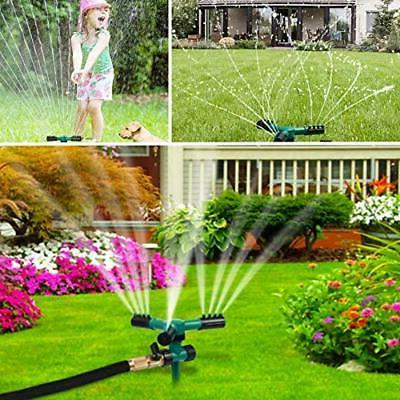 Blisstime Lawn Sprinkler, 360 Rotating Sprinklers Lawn