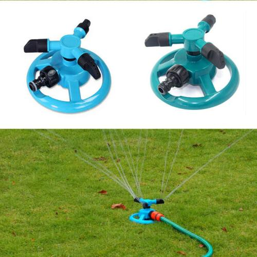Lawn Water Rotation