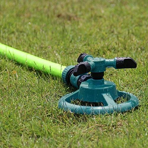 Lawn 360 Rotating Adjustable Water Lawn System