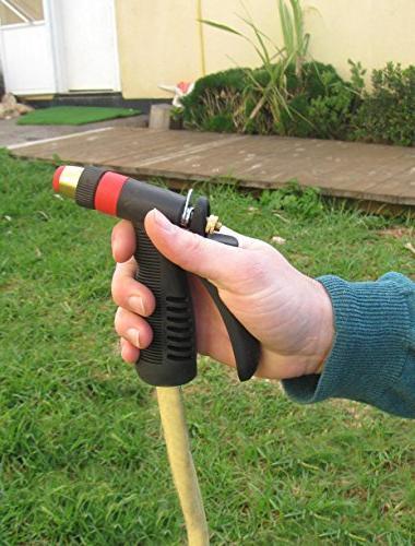 TABOR 7-Pattern Adjustable Grip Control Knob, Long