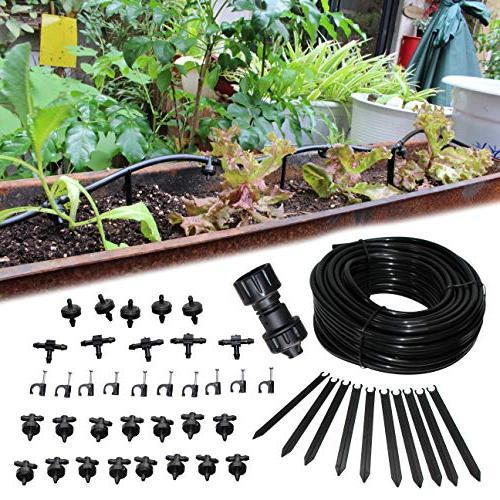 micro drip irrigation kit system