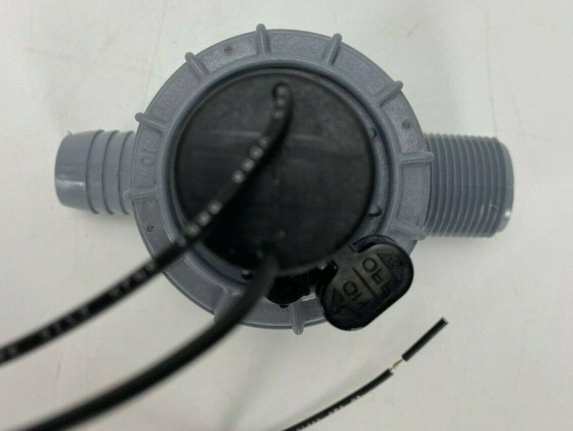 NEW- Irritrol Globe Solenoid Valve Pipe