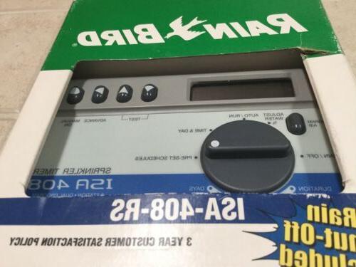 New Sprinkler Controller ISA-408