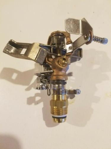 Nos Western Brass Adjustable Full/Part