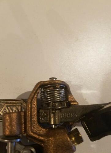 Nos Brass Adjustable Full/Part