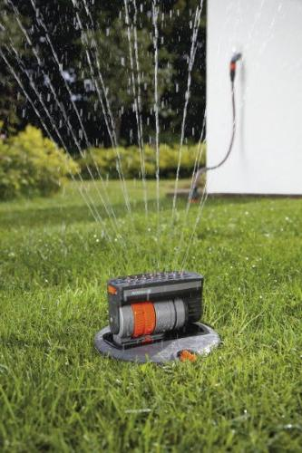 GARDENA Complete Set with Sprinkler