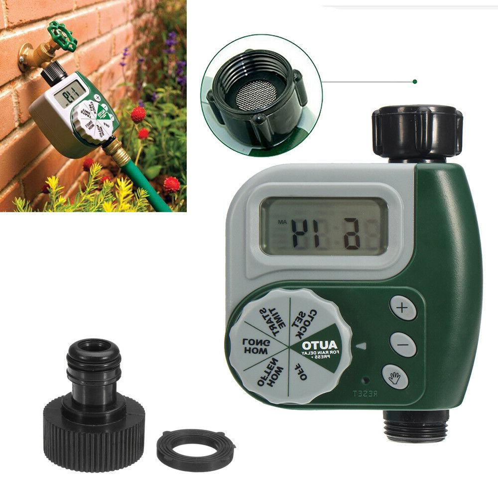 garden hose sprinkler irrigation controller solenoid water