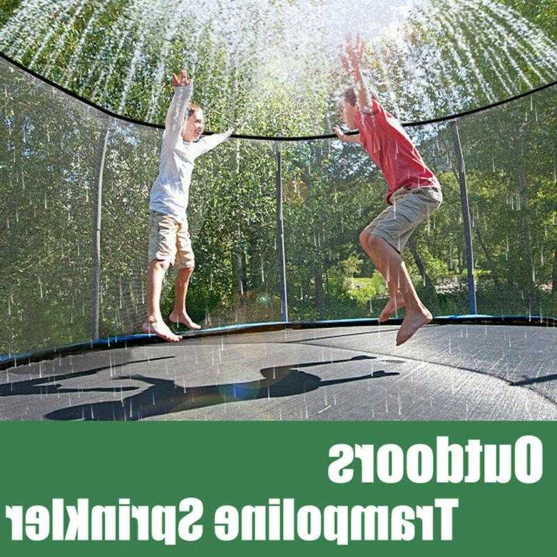 Water Sprinkler Fun for Kids Yard