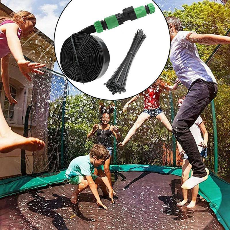 Outdoor Water Sprinkler Fun for Kids
