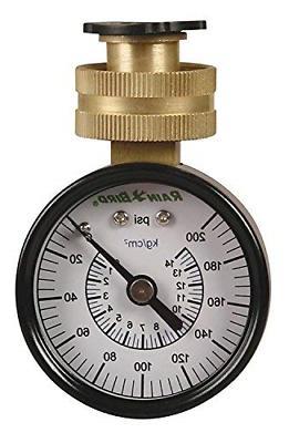 p2a multi purpose pressure gauge
