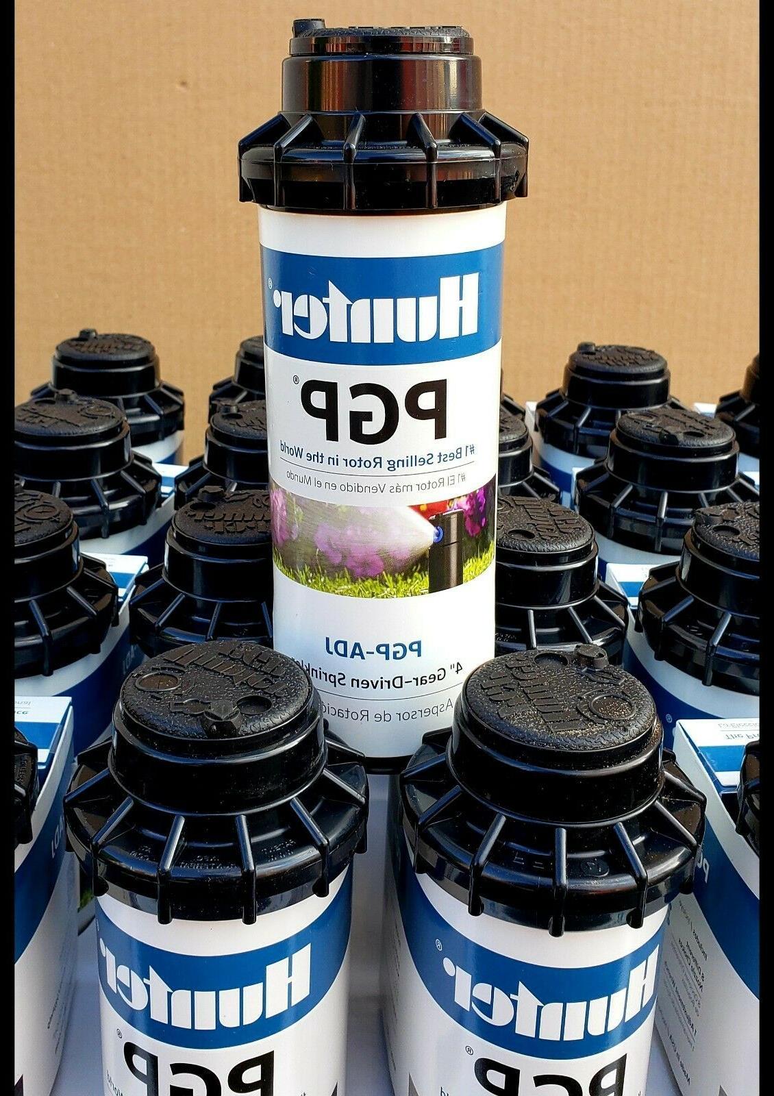 """New 4"""" Driven Sprinkler Rotor Sprinkler Head PGP-ADJ"""
