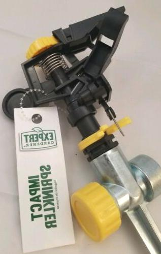Expert Plastic Sprinkler Metal
