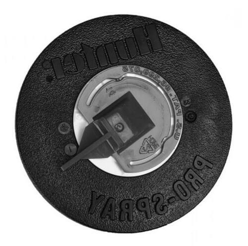 "Hunter Series VAN 4"" Pop-Up Sprinkler Head w 0-360 Nozzle"