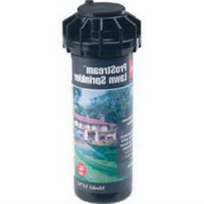"Toro Prostream Xl Lawn Sprinkler Rubber 3/4 "" Female 3.0 Gpm"