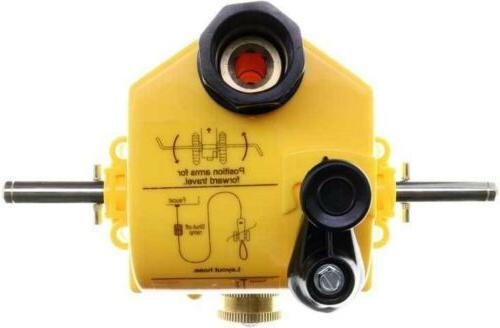 rain train sprinkler transmission