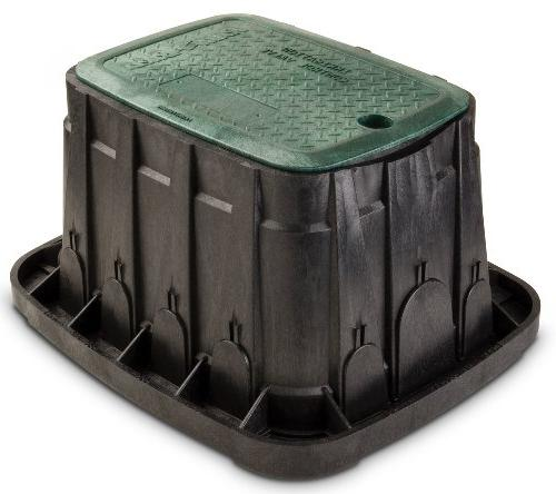 rainbird vbrec12 green rectangle valve